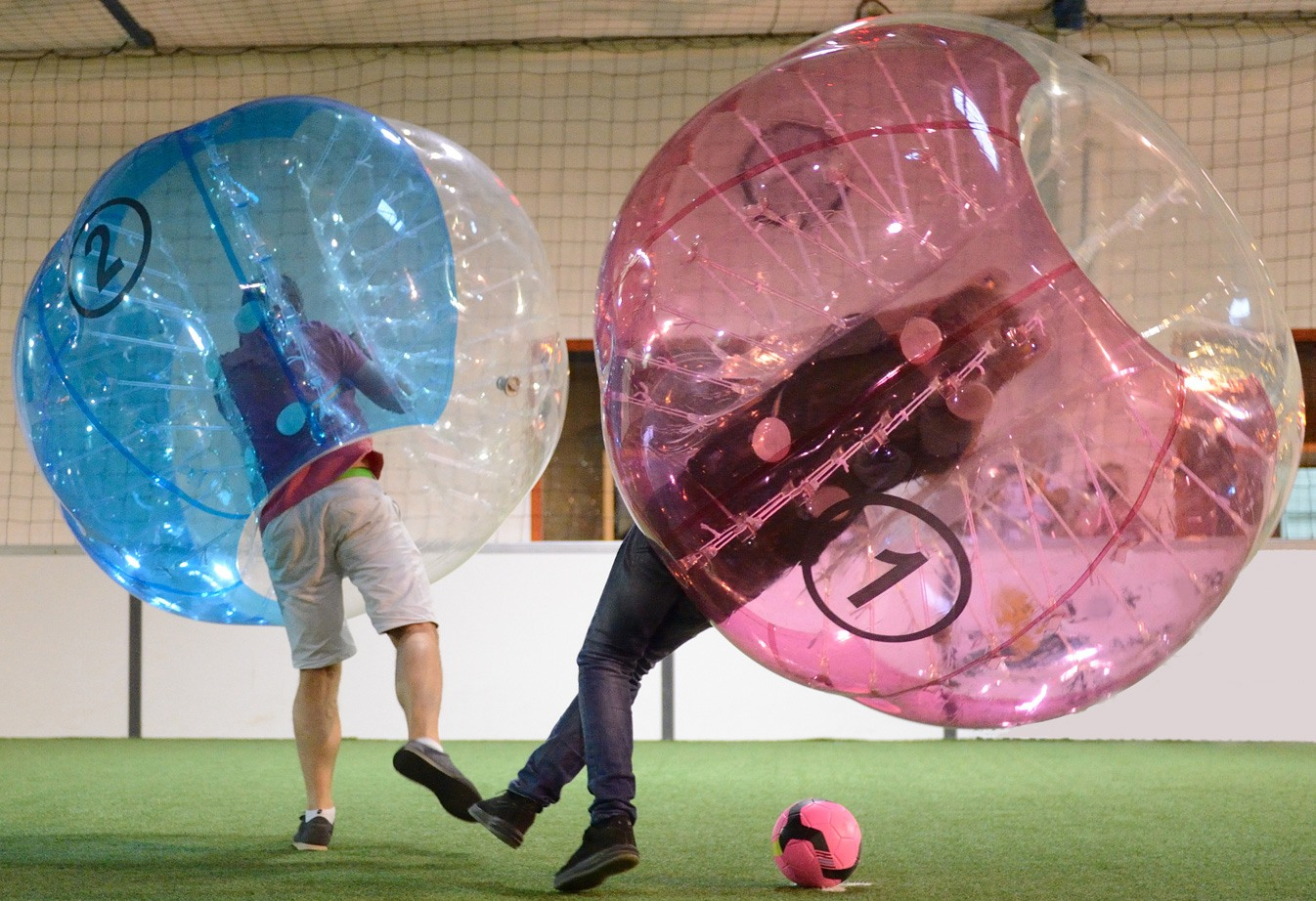 Photo Bubblefoot Poitiers