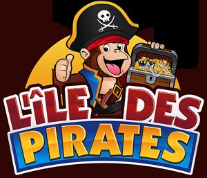 Logo L'île des pirates