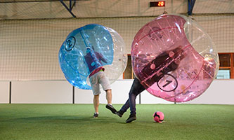 Bubble Game, éclatez vous dans une bulle