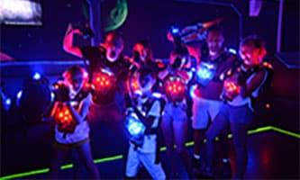 Activité LaserMaxx Lasergame