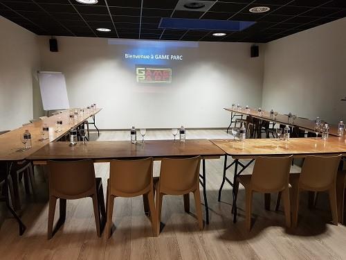 Photo Salle de réunion Gameparc